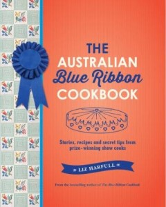 Australian Blue Ribbon Cookbook cover -low res